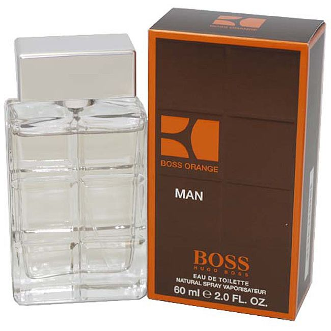 Hugo Boss Man Men's 2-ounce Eau de Toilette Spray