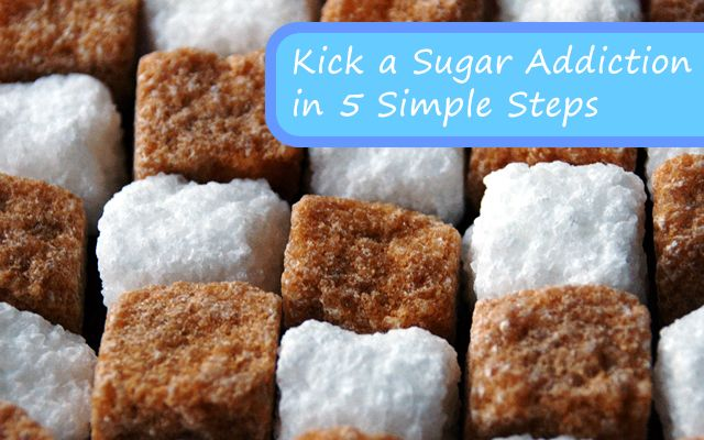How to Kick a Sugar Addiction. Read the statistics at the bottom of the page. ACK!!