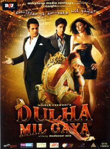another great bollywood film i enjoyed...of course romance with an awesome romantic ending... :D...loved it