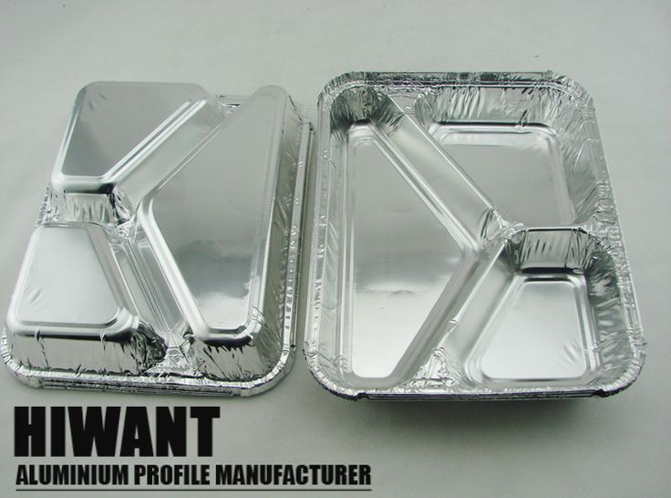 China good supplier | safe and reliable | aluminium foil food container disposable tableware