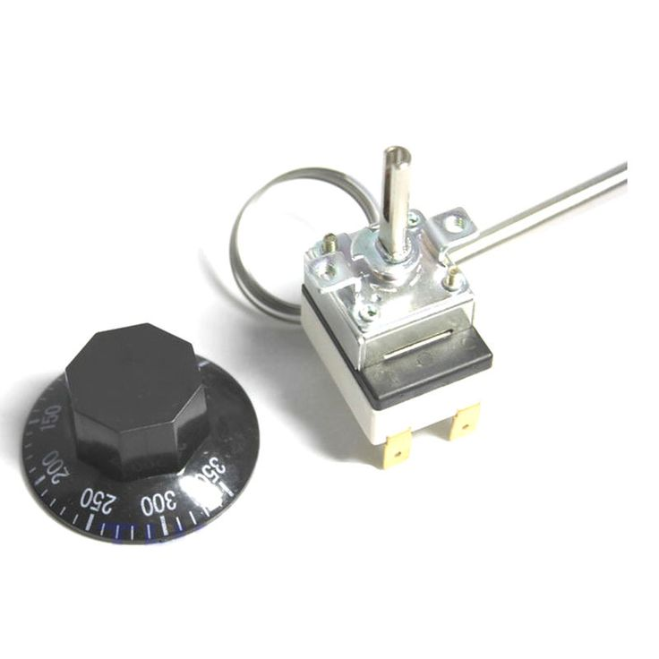 F New Heater Thermostat,Frying Pan Thermostat,Temperature Control,Electric Deep Fryer Parts