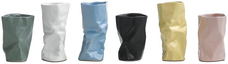 vases / crushed