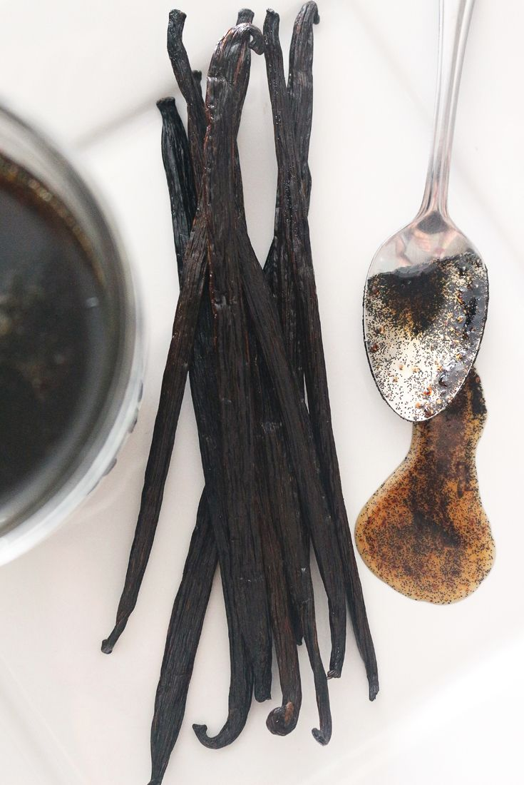 Great Homemade Vanilla Bean Paste