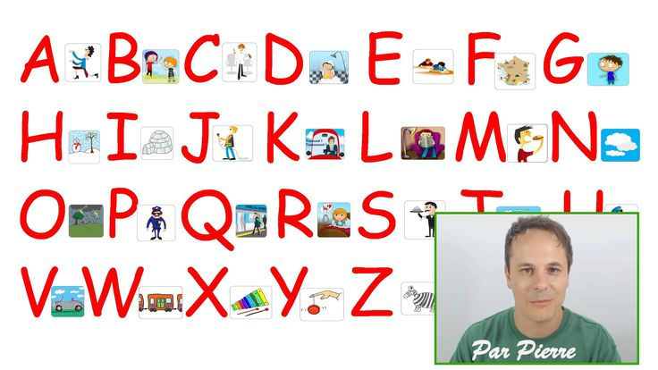 This is my web site : https://www.youtube.com/channel/UCHpoUn7vjq9J3Y_TNKrtaZA The French alphabet.