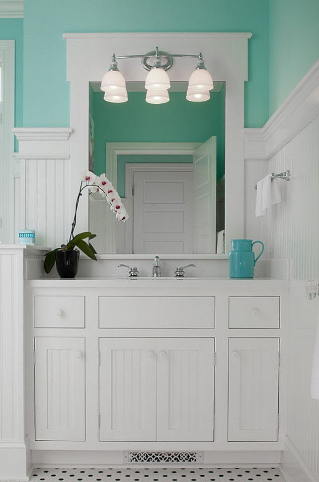 Paint Color Benjamin Moore 2041 50 Sea Mist Green Laundry Room