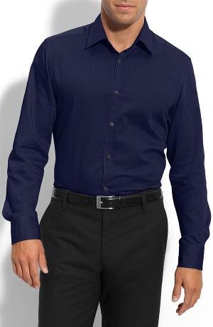 Hugo Boss - Lex Shirt in Navy