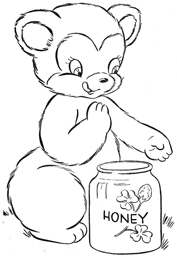 Bonnie The Bunny Coloring Pages