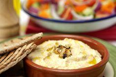 Slimming World Free Garlic Hummus