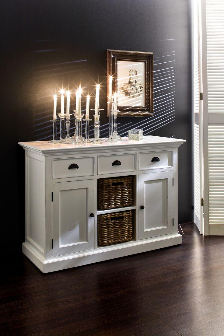Seart.pl   piękna rustykalna, biała komoda w holenderskim stylu ...