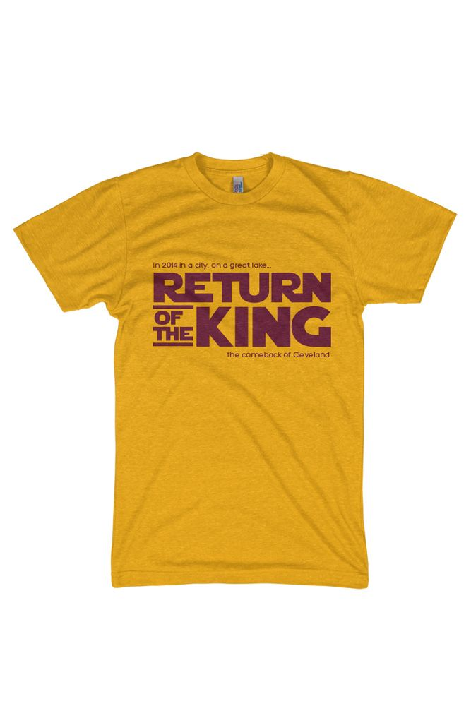 The Return of the King - LeBron James Cleveland