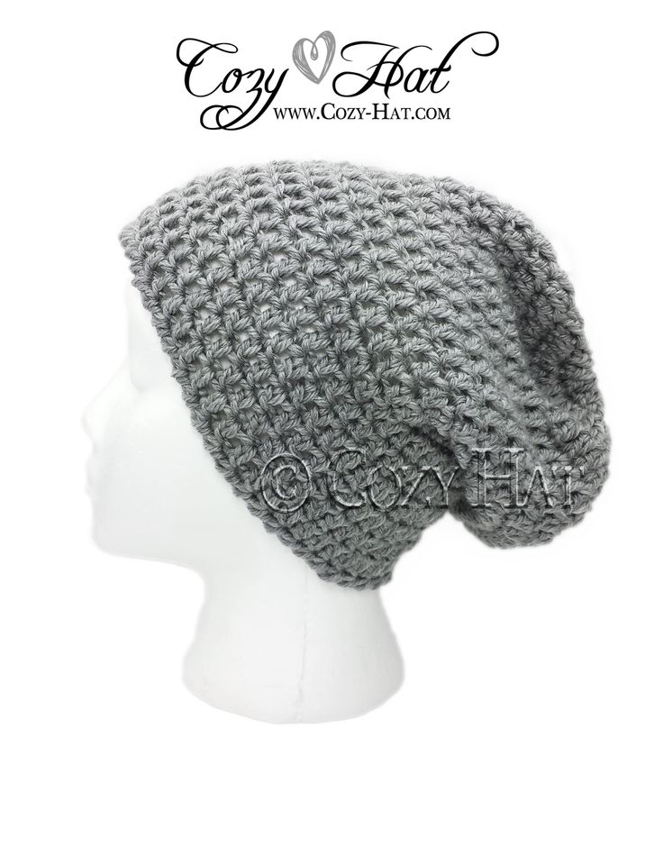 50 best men\'s crochet hat pattern images on Pinterest | Crochet hats ...