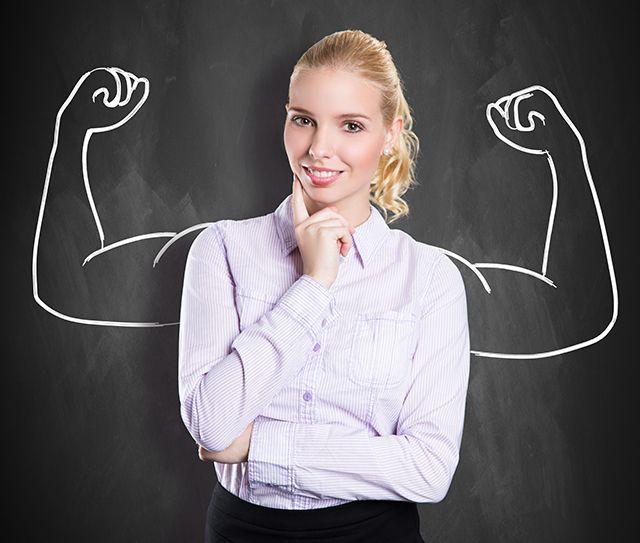 4 τρόποι για να εκτοξεύσεις την αυτοπεποίθησή σου(για γυναίκες)
