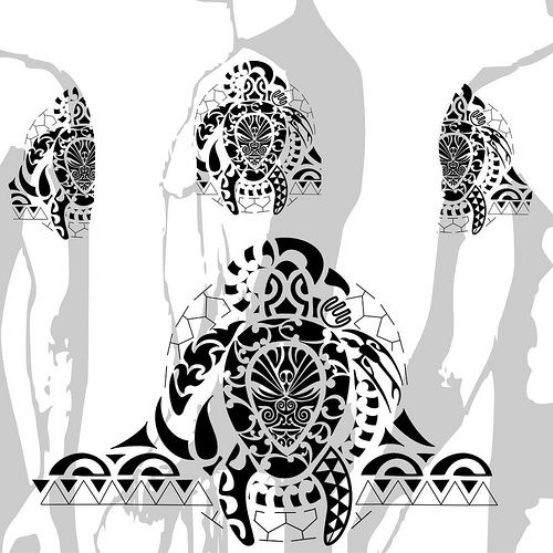 tatuagem.polinesia.maori.0104 | Flickr - Photo Sharing!