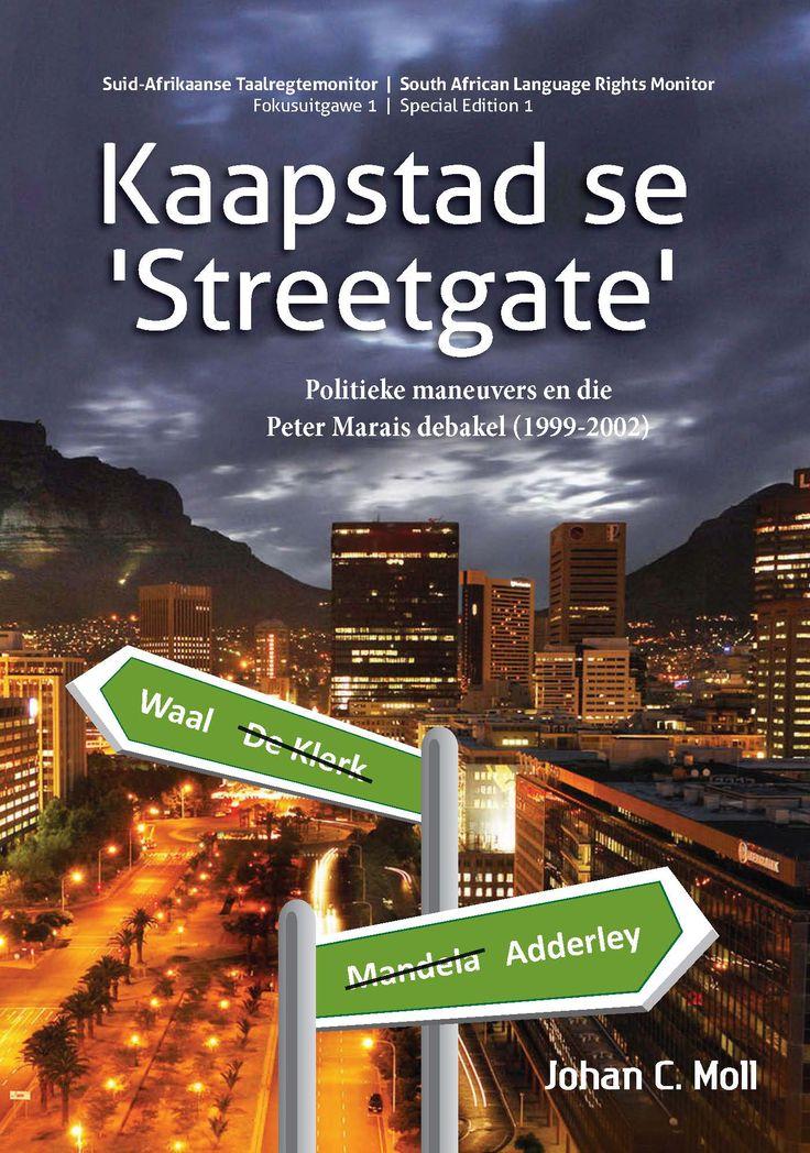 """""""...Derhalwe is dié boek se tema en inhoud, naamlik die straatnaam-hernoemingsdebakel etlike jare gelede in Kaapstad en die meegaande politiekery op die breë front, relevant in die huidige geskiedskrywing omdat dit treffend aandui hoe so 'n kwessie kan skeefloop as dit nie met die nodige empatie teenoor alle belangstellendes en bevolkingsgroepe hanteer word nie.""""-Dr Hannes Haasbroek"""