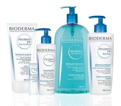 Atoderm is the Bioderma line for dry and very dry skin. Wonderful line to help curing eczema! #Bioderma #skinsolution #skin #skincare #cosmetic #dermatology