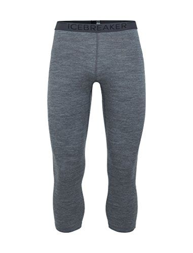 1e716562247 Chic Icebreaker Merino Oasis Midweight Base Layer 3/4 Leggings, Zealand  Merino Wool Mens Fashion Clothing. [$48.00 - 80.00] nanaclothing from top  store