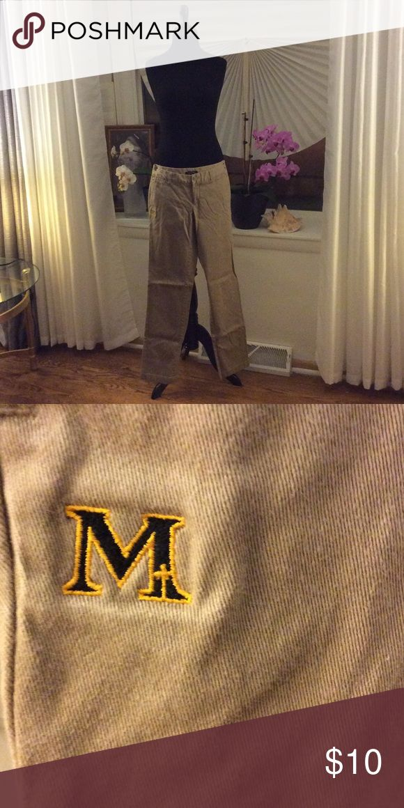 Uniform Pants If you live in South Holland, IL and have a student at Marian Catholic High School. I have uniform pants in a size 3. Lands End Pants Straight Leg