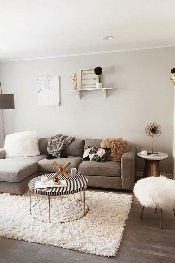 Boho Chic Couch Scandinavian Design Coffee Table Furniture