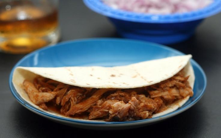 3 Chile Pork Tacos