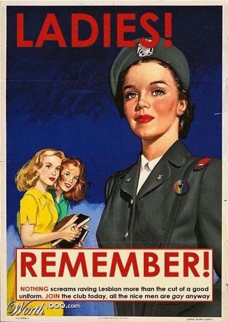 Lesbian Poster 79