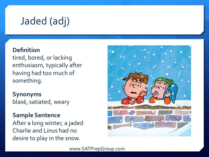 SAT Vocabulary: SAT words with Definitions, Parts of ...
