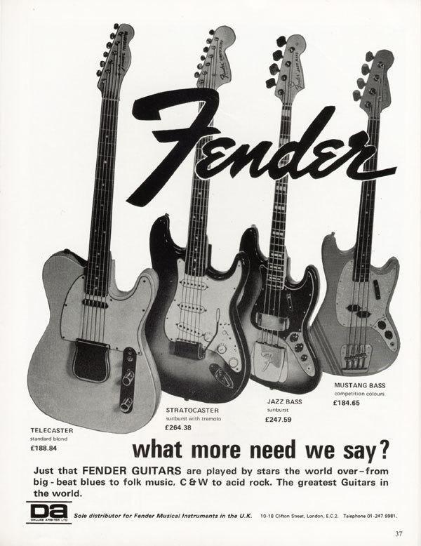 Retro Fender