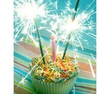 Вдохновляющая картинка свеча, кекс, еда, бенгальские огни, карамельные крошки, 16993 - Размер 450x499px - Найдите картинки на Ваш вкус