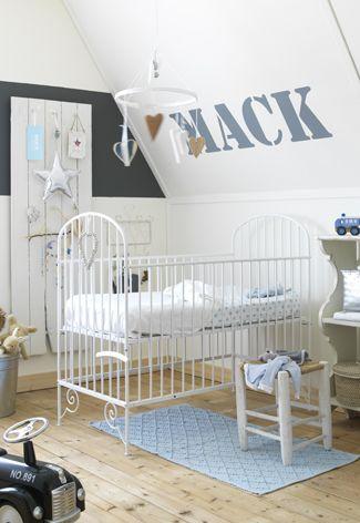 Leuke stijl voor de #babykamer | Nice style for the #kidsroom