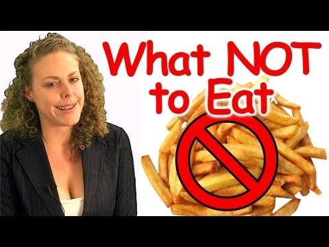 Healthy Foods for a Better You | Bad food, Weight loss and ...