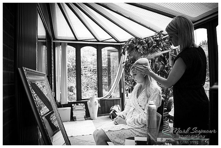 Hampshire wedding Photographer at Tylney Hall