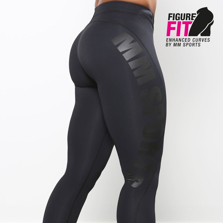 MM Sports Comp Tights Wmn, Black/Black | Dam > Tights > Träningskläder | MM Sports stl S