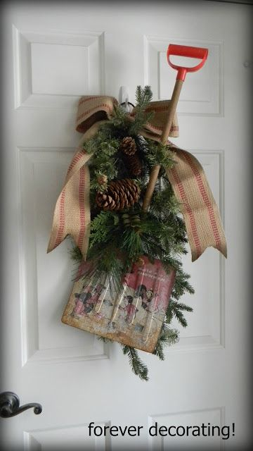 Rustic Merry Christmas Signs 25+ Unique Shovel Craft Ideas On Pinterest | Shovel Decor