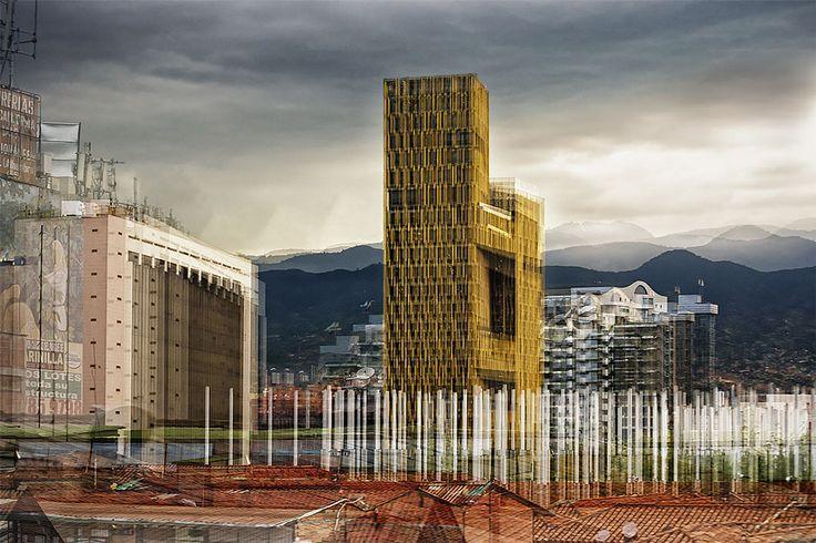 https://flic.kr/p/Jwu7qQ   MedellinC&C-edTeleantioquia   Vista al edificio de teleantioquia, ed. epm  y parque de las luces.