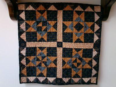 pinterest primitive quilts | just b.CAUSE