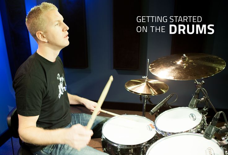 how to hold drum sticks
