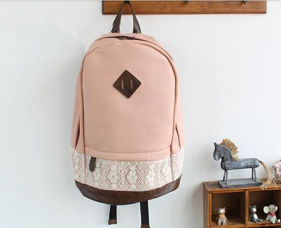Fashionable backpack backpack for middle school di Love1220, $33.99