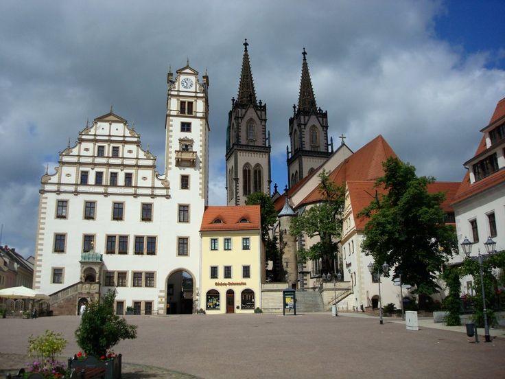 Oschatz/Sachsen, St.Aegidien Kirche