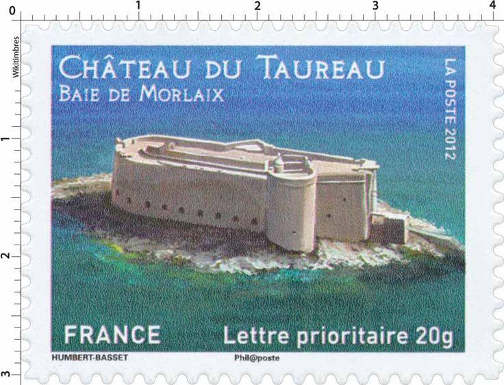 2012 - Château du Taureau - Baie de Morlaix