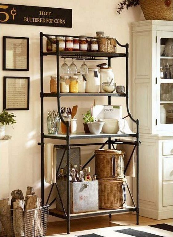 20 Bakers Rack Models For Home Like The One In The Shop Near You