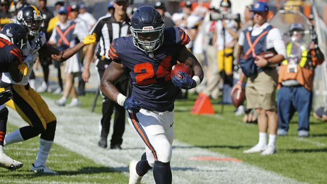 Game Theory: Chicago Bears running back duo proving to be a force