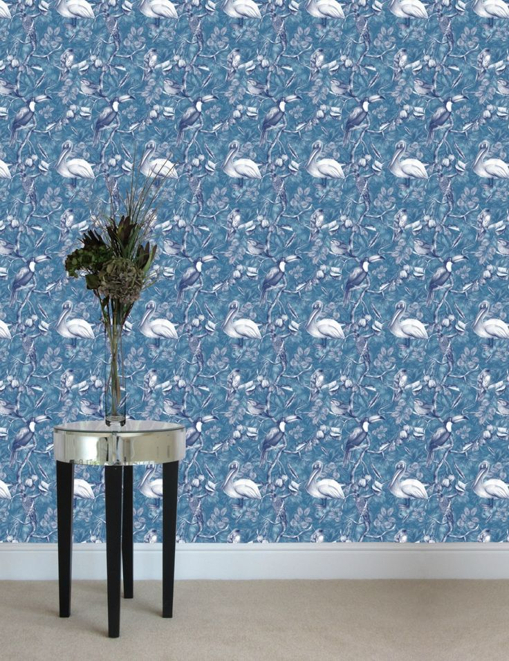 Migration Wallpaper Buy Online Now From Rose Grey Eclectic Home Accessories And Stylish