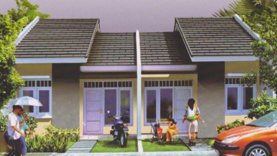 Di Daerah Parung Bogor Masih Ada Rumah Murah Dengan DP 5%