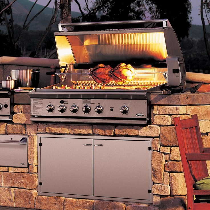 Outdoor Kitchen Cost Ultimate Pricing Guide: 46 Best BBQ Grills And Outdoor Cooking Images On Pinterest