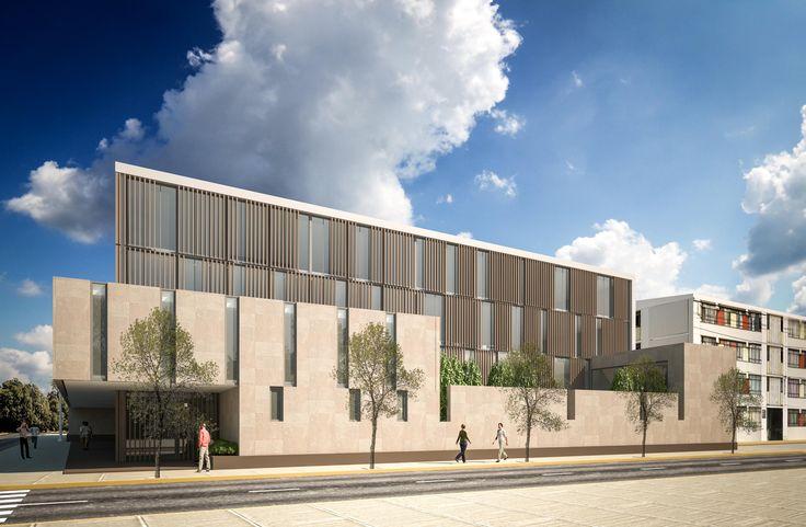 Edificio Serviu / Coquimbo Chile / PLAN Arquitectos / www.planarquitectos.cl