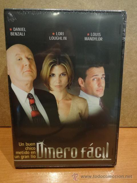 DINERO FÁCIL. DANIEL BENZALI / LORI LOUGHLIN. DVD PRECINTADO.