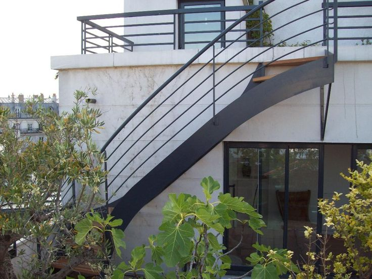 17 Best images about outdoor staircase on Pinterest  ~ Escalier Exterieur Bois Kit