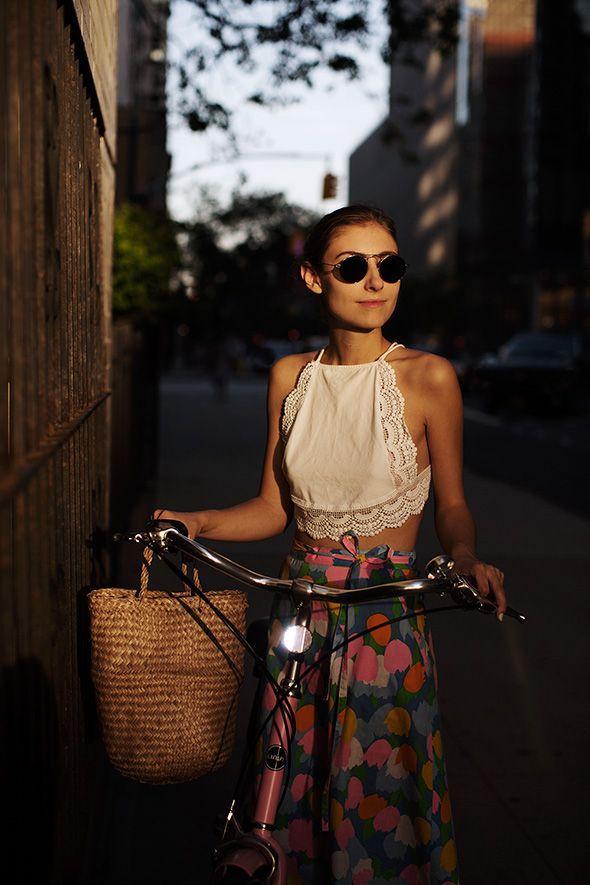 On the Street…East Ninth St., New York