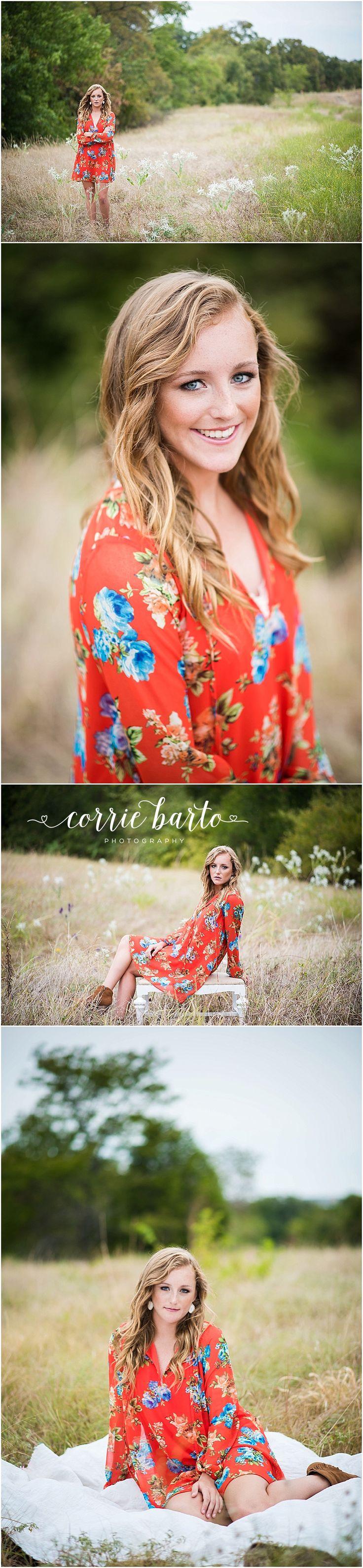 senior pictures-senior girl photos-senior nature shoot-dress ideas for senior photos-senior hairstyles-senior makeup
