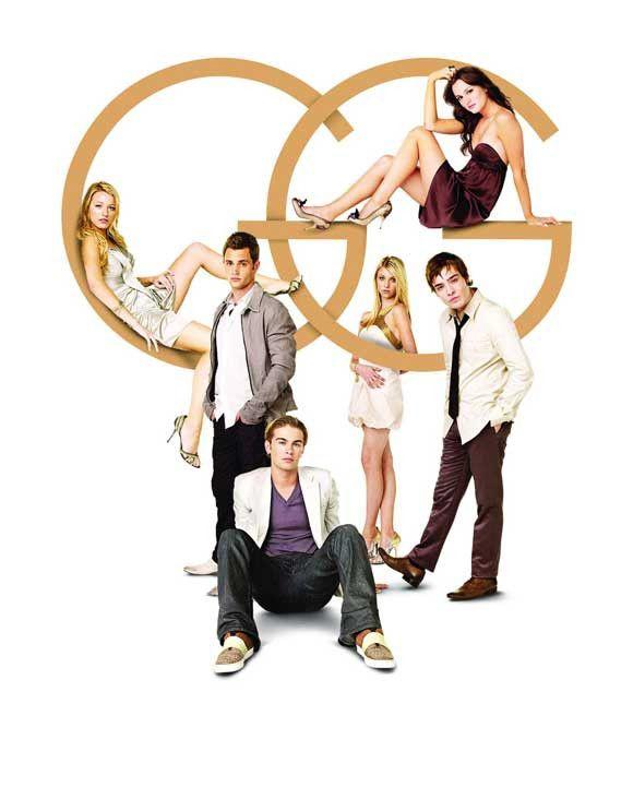 Gossip Girl 11x17 TV Poster (2007)