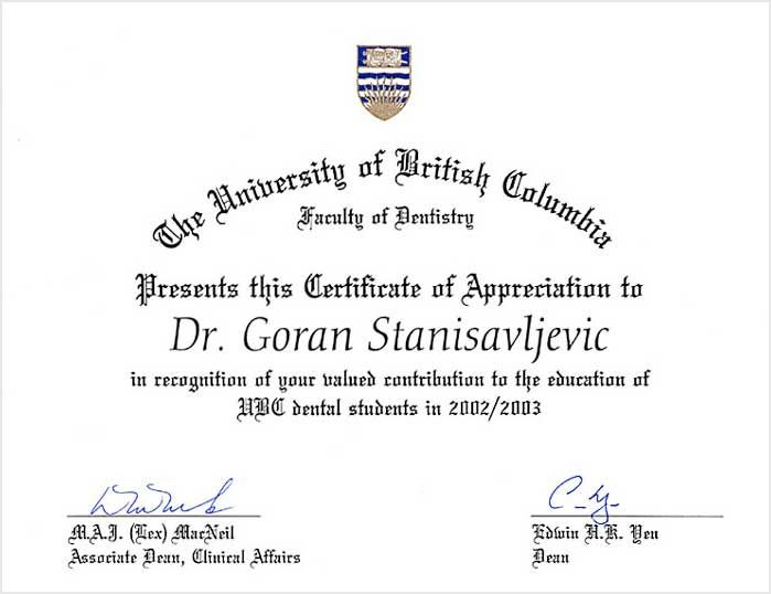 25+ unique Sample certificate of recognition ideas on Pinterest - certificate of appreciation words